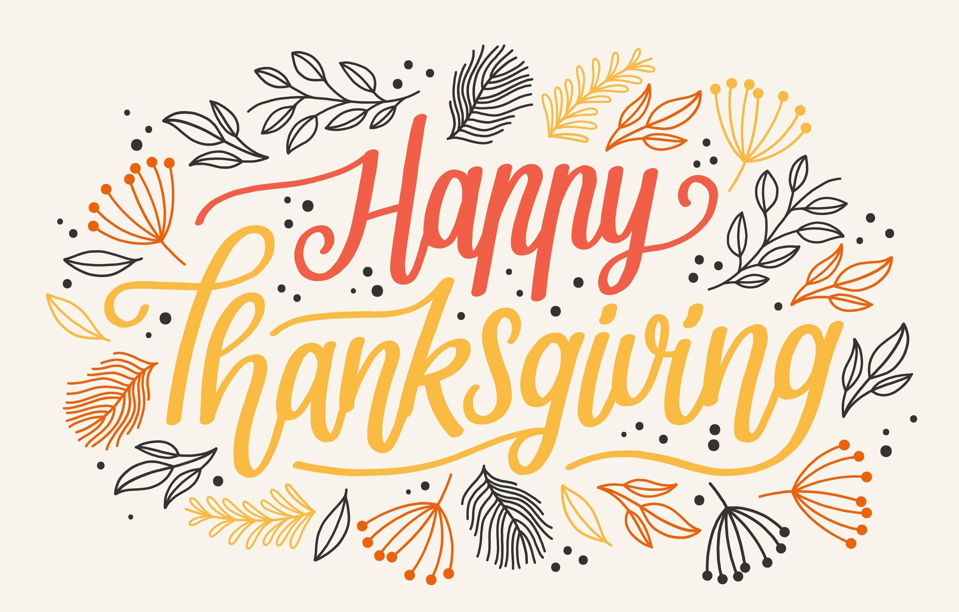 Thanksgiving 2020 blog