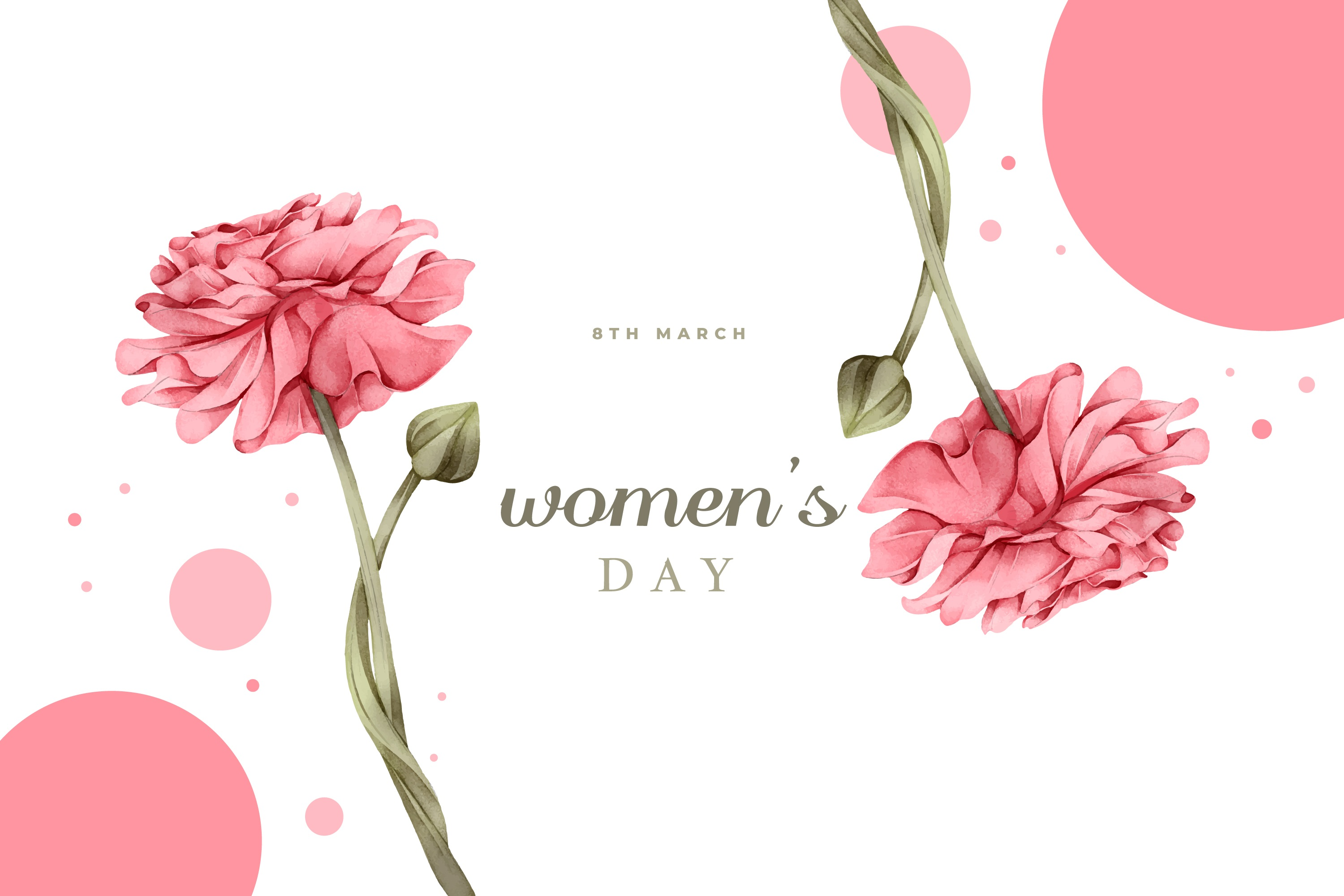 Woman's Day March 8th